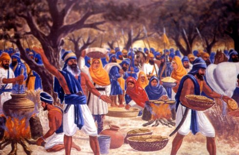 the-khalsa-serving-langar-in-jungles-in-18th-century-v2